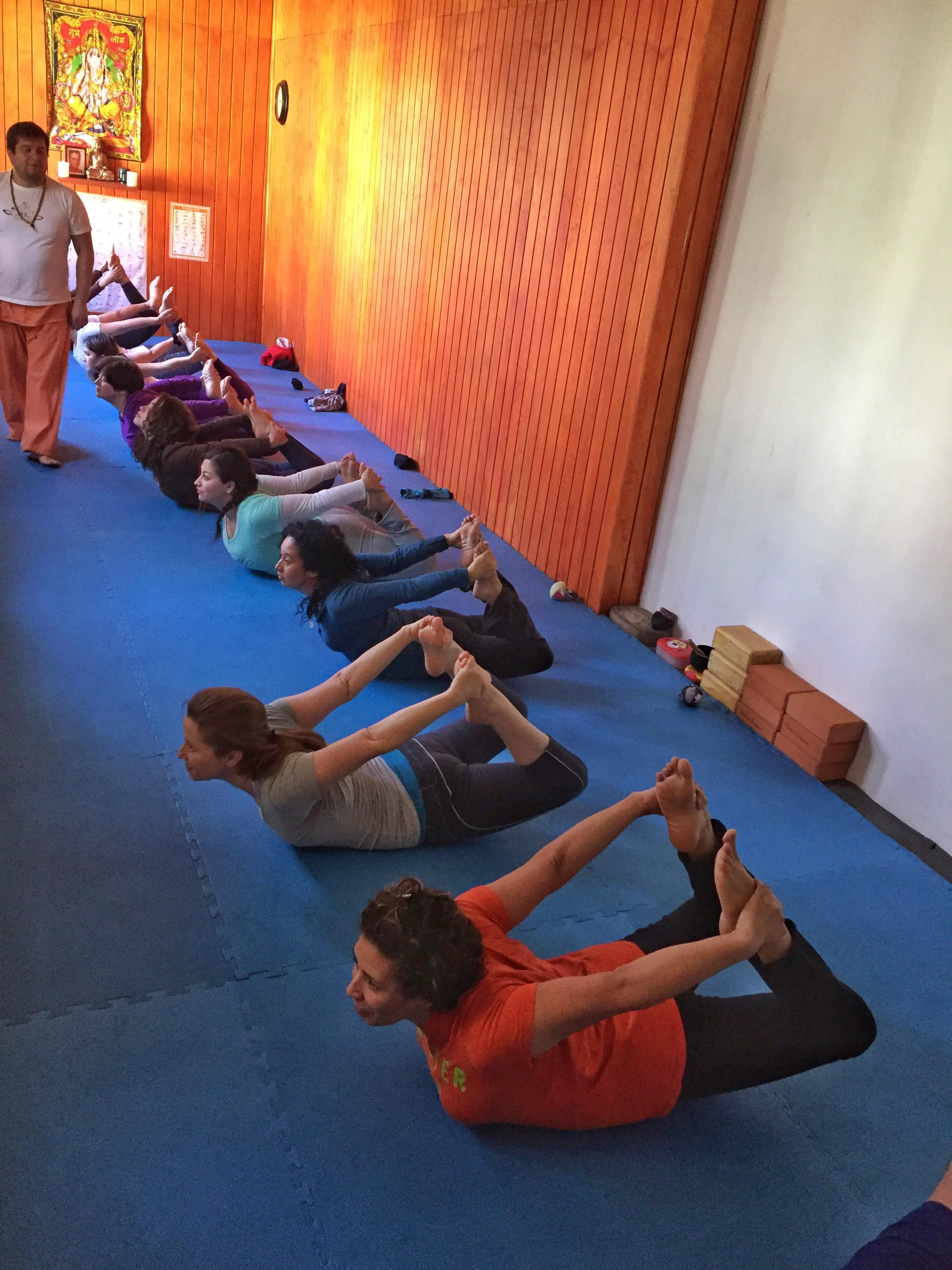 Yoga Integral en Yoga Nilakanta