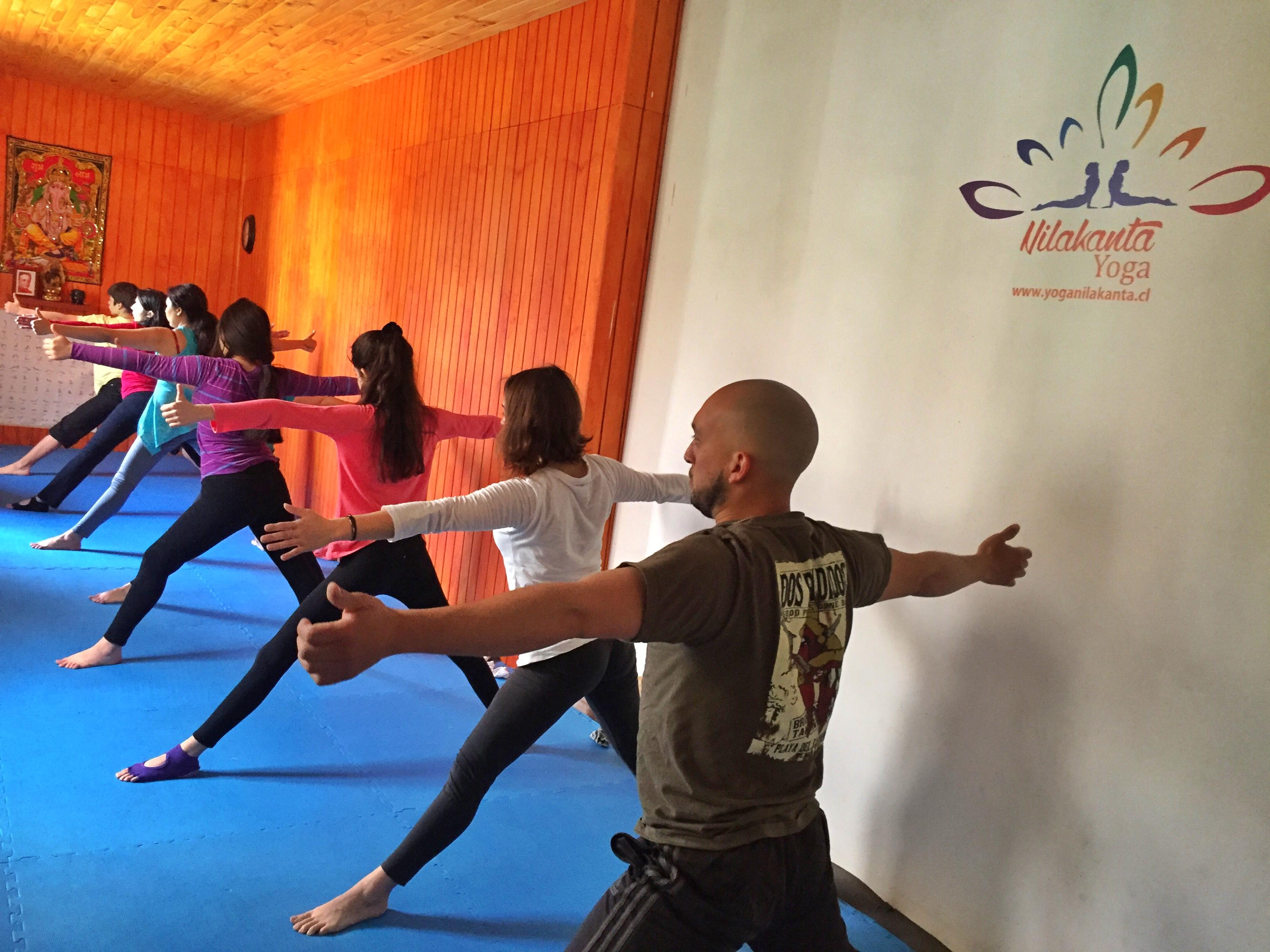 Gemoterapia en Yoga Nilakanta