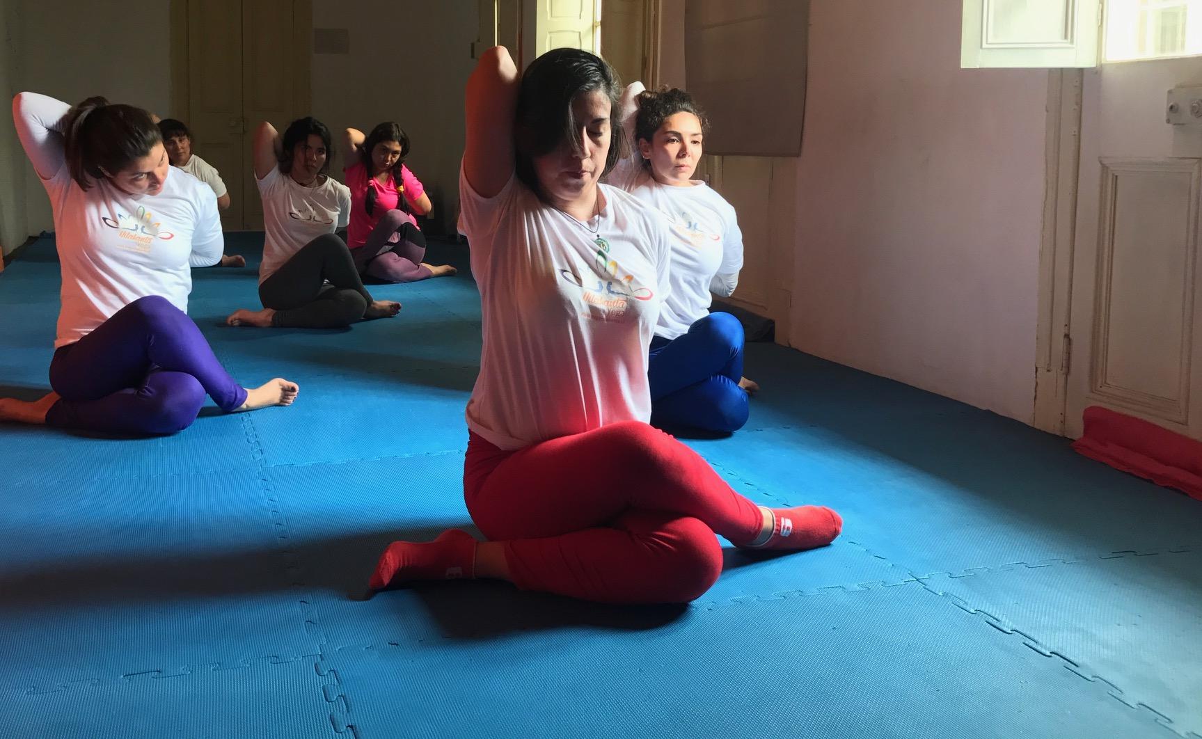 Yoga integral o Purna Yoga - Yoga Nilakanta