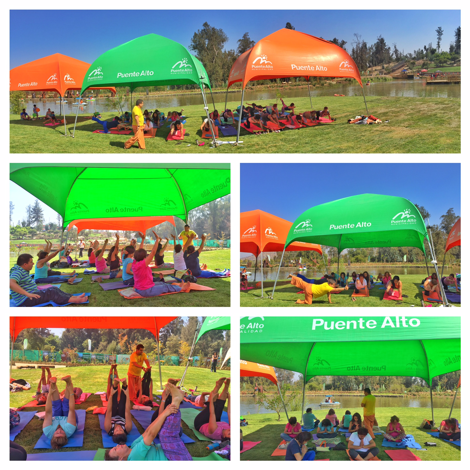 Yoga Integral Nilakanta en San Bernardo