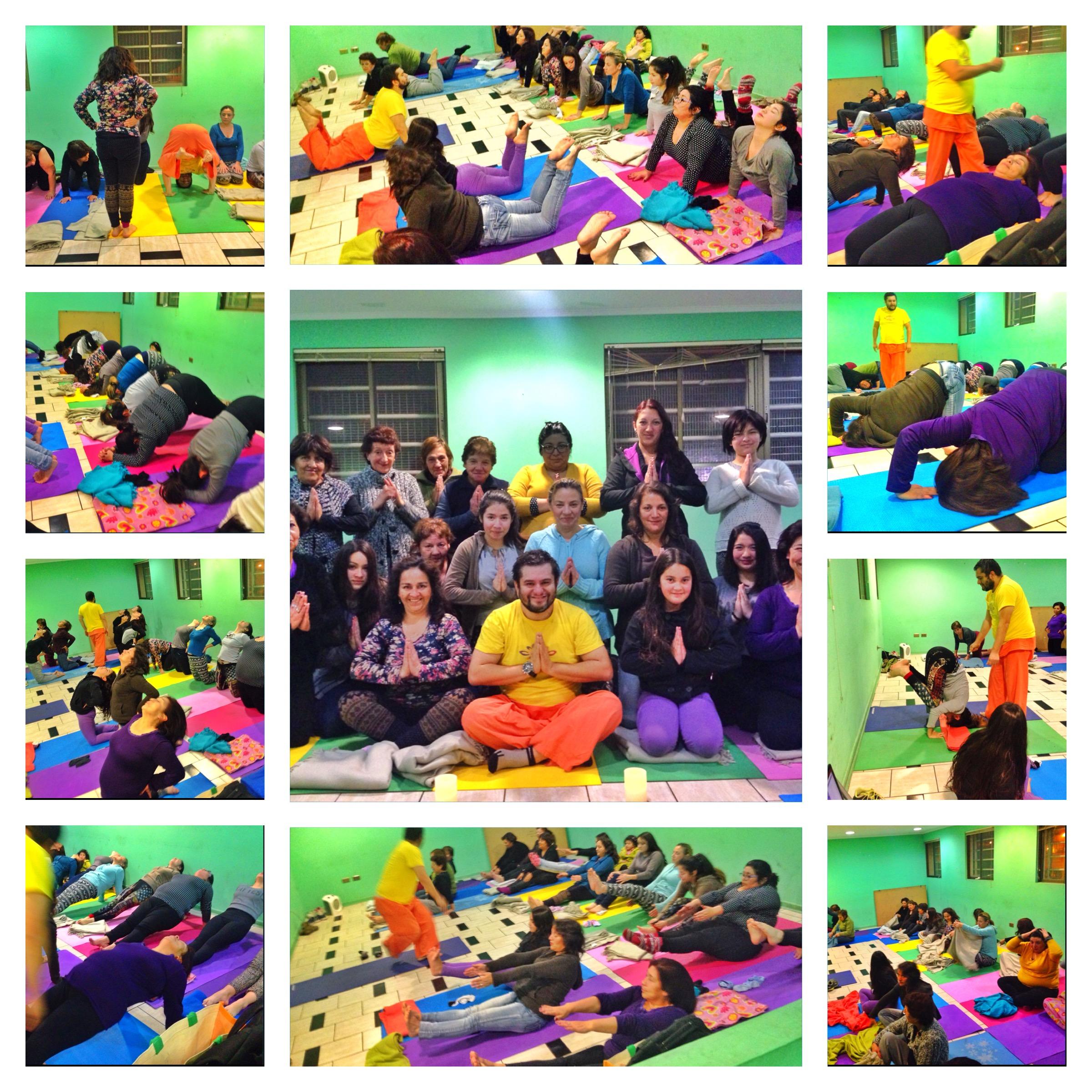 Yoga para agrupaciones en San Bernardo